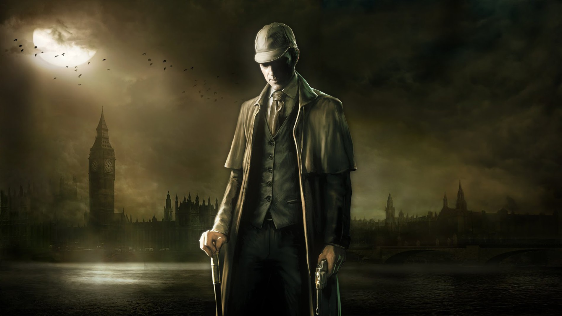 New Sherlock Holmes Game Airs in 2016 - Frogwares Game ...