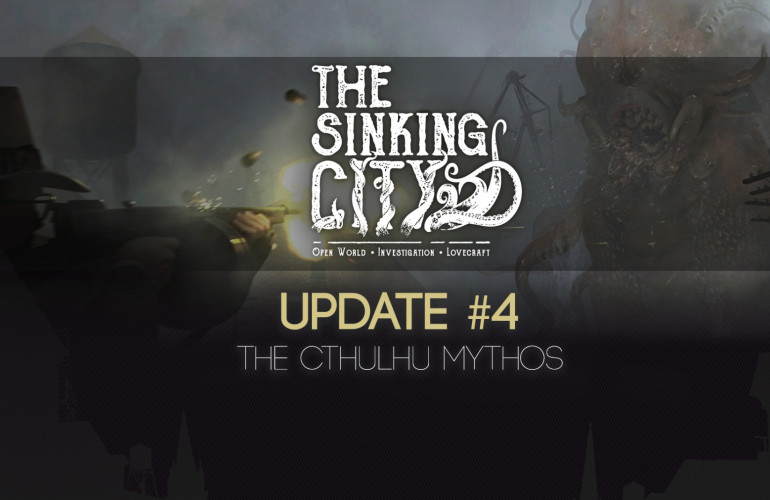 TSC Update #4 - The Cthulhu Mythos