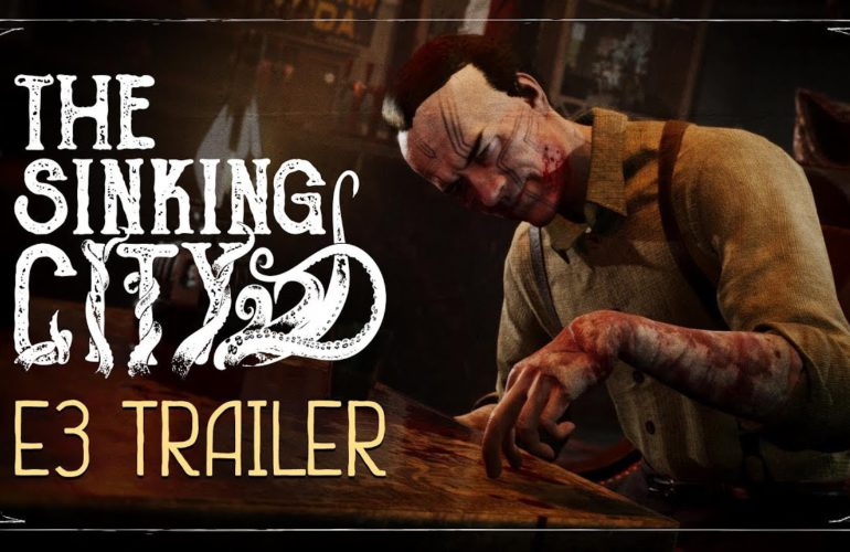 The Sinking City | E3 2018 Trailer