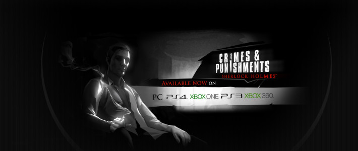 Sherlock Holmes: Crimes & Punishments - Frogwares Game